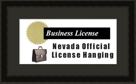 Six Month License Hanging Plus Set Up Fee
